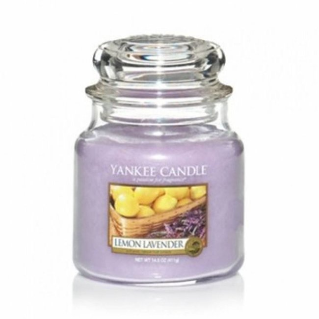 Lemon lavender medium jar
