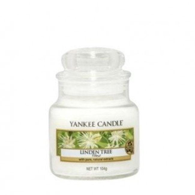 Yankee Candle Linden tree small jar
