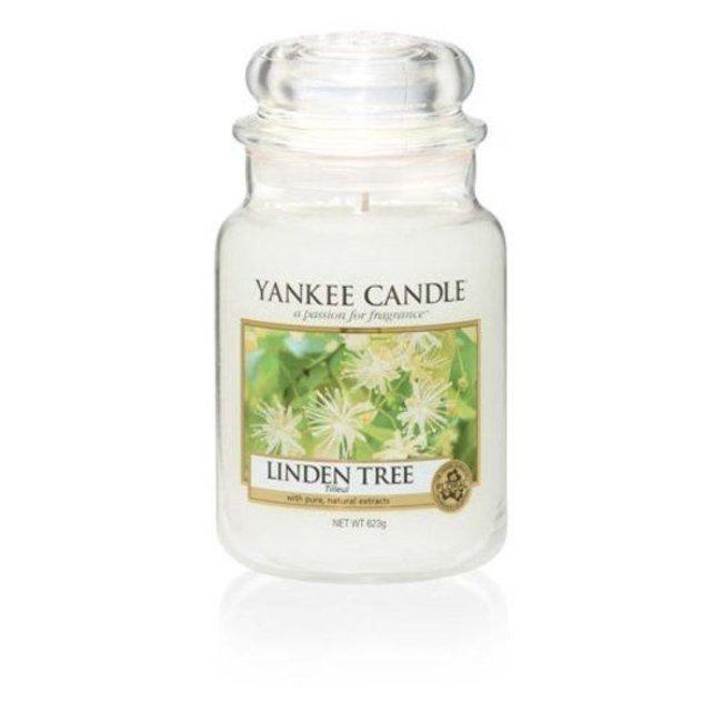 Yankee Candle Linden tree large jar