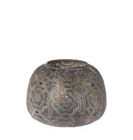 Sfeerlicht Midar grijs 20 cm