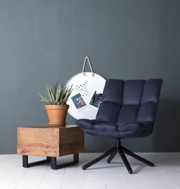 Fauteuil Donia blauw