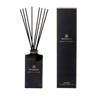 Riverdale Geurstokjes couture zwart 140ml