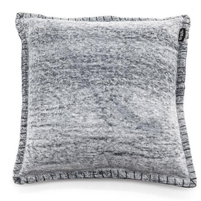 Kussen crush grey 45x45