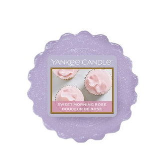 Yankee Candle Sweet morning rose wax melt