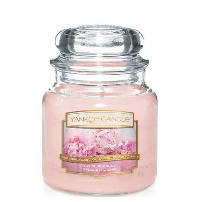 Yankee Candle Blush bouquet medium jar