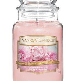 Blush bouquet large jar