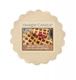 Belgian waffle wax melt