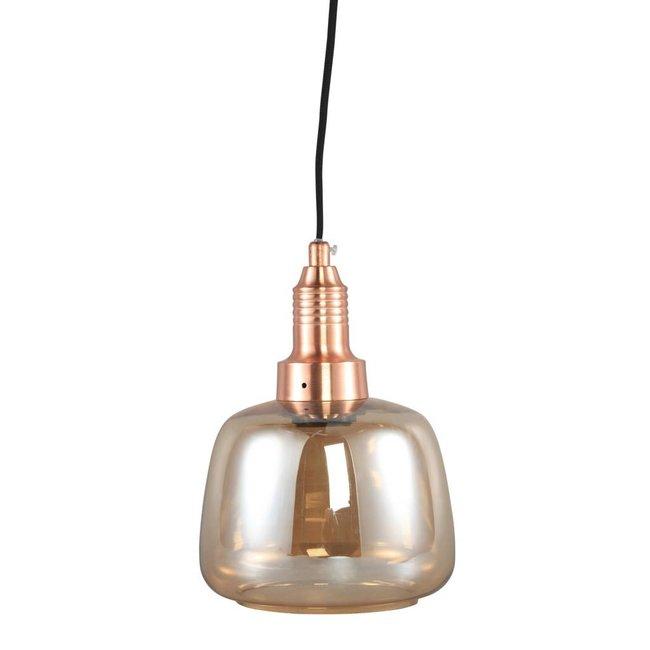 Lamp madam brass hangend
