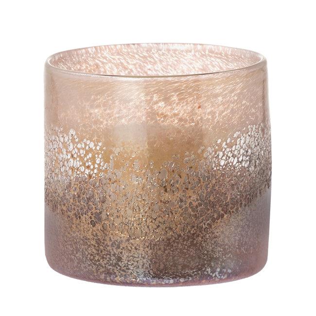 sfeerlicht sense roze 14 cm