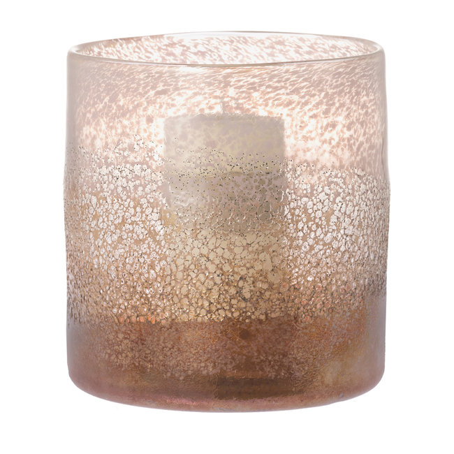 sfeerlicht sense roze 21 cm