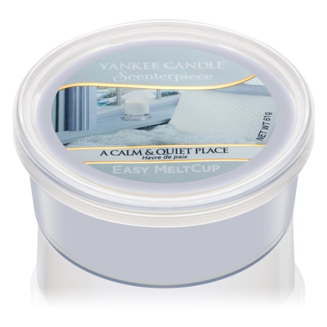 Yankee Candle A calm and quiet place meltcup