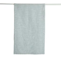 Simla Loper  katoen light grey 45x150
