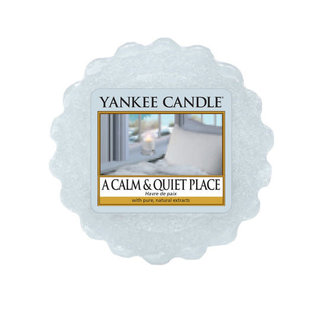 Yankee Candle A calm and quiet place wax