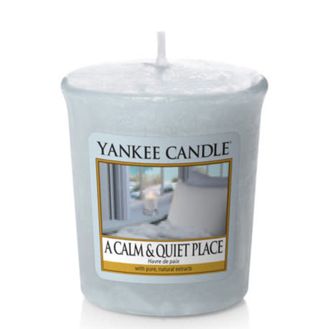 Yankee Candle A calm and quiet place votive