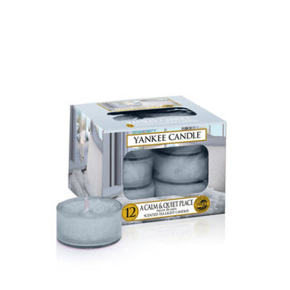 Yankee Candle A calm and quiet place tealights