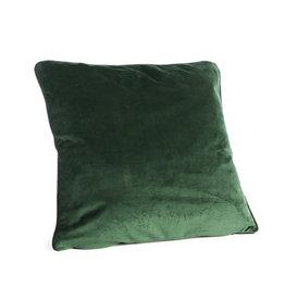 Simla Kussensloop velvet royal green 45x45