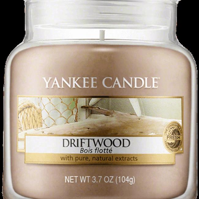 Driftwood small jar
