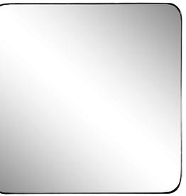 Mirror black 60 cm