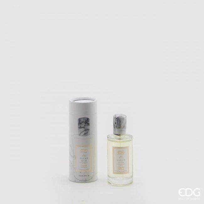 Homespray clear air 100 ml dop zwart wit