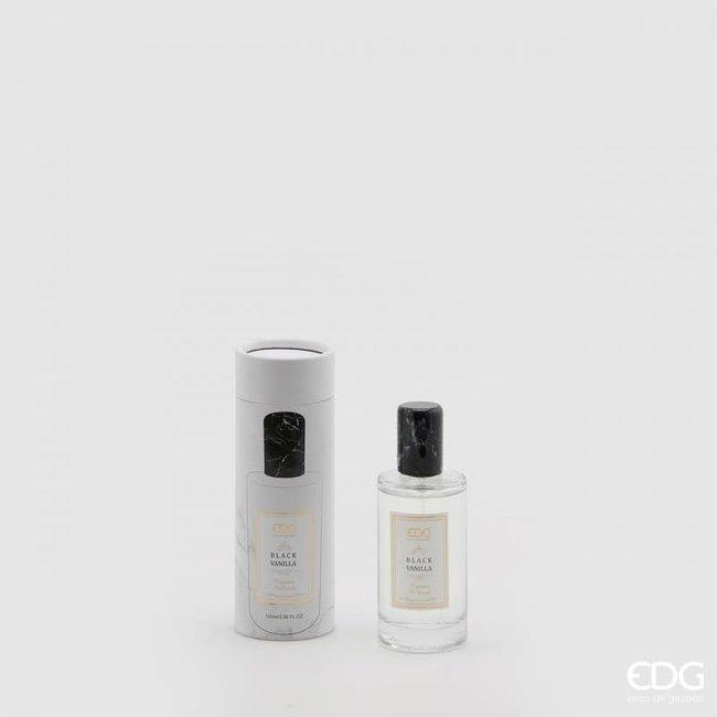 Homespray black vanille 100 ml dop marmer zwart