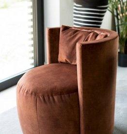 Pastille Seat Wheels las 1608 vintage velvet blush