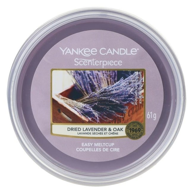 Yankee Candle Dried lavender & oak meltcup