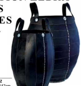 Tadé Rubberen pot zebra large dia 42xH50