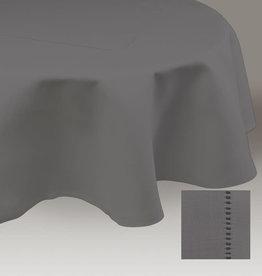 Tafelnap dark grey dia 180 cm