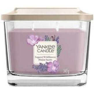 Yankee Candle Sugared wildflowers medium vessel