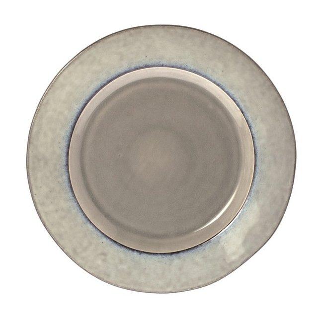 Dinerbord Metz soft grey 28 cm