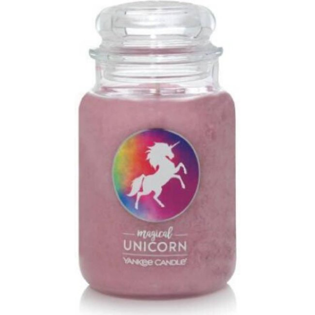 Yankee Candle Magical unicorn special edition !