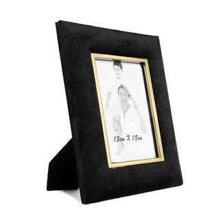 Fotokader velvet black 13x18