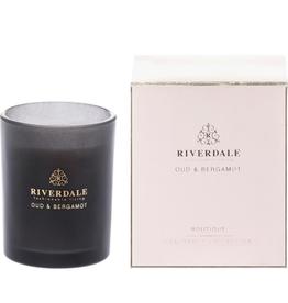 riverdale Geurkaars Boutique roze 10 cm