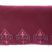 Kussen Paisley burgundy 30x60