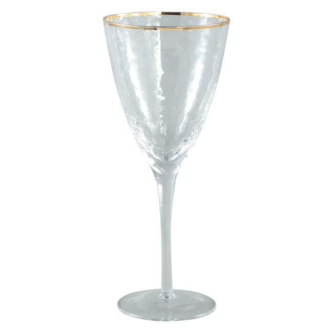 Mylene  glass red wine