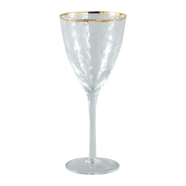 Mylene witte wijn glas