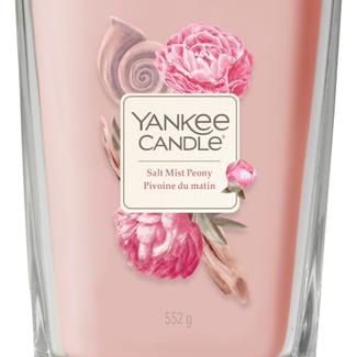 Yankee Candle Salt Mist Peony Large Vessel