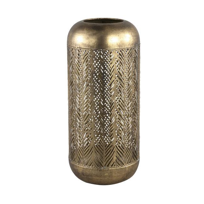 Judah gold iron cutout stormlight round S