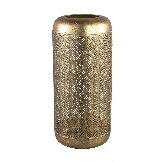 Judah gold iron cutout stormlight round l