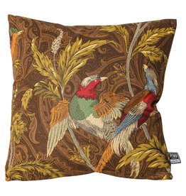 PTMD Vaneza mixed colour Art deco cushion square d