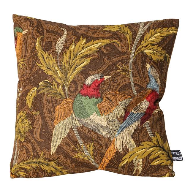 PTMD Vaneza mixed colour Art deco cushion square d