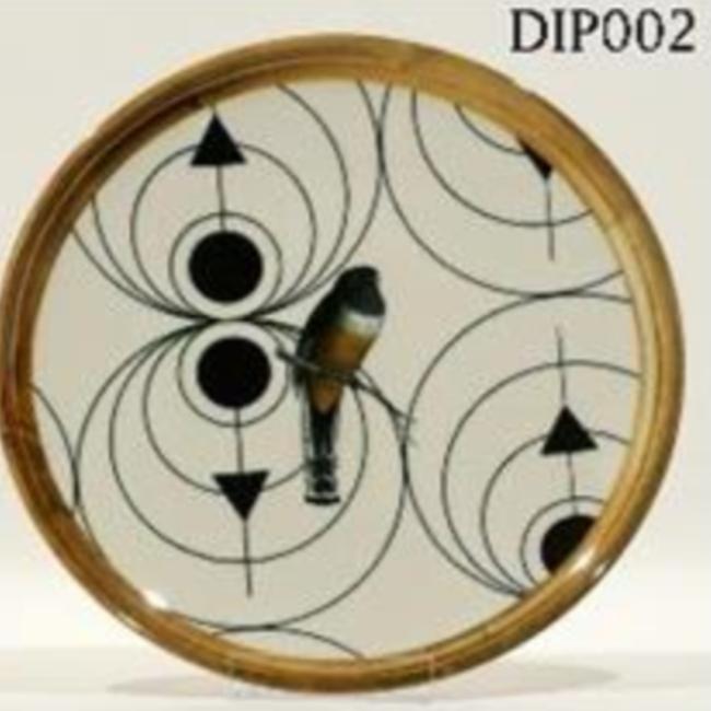 bord 26 cm birdsD25