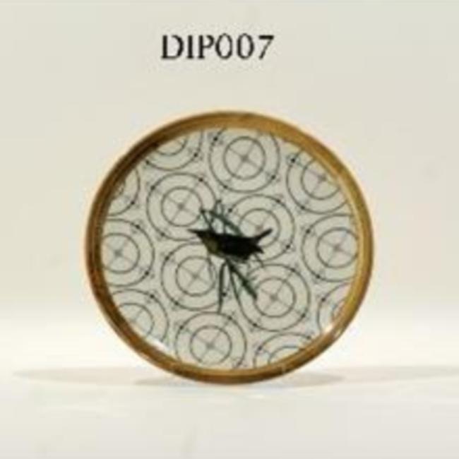 bord 19 cm birds D26