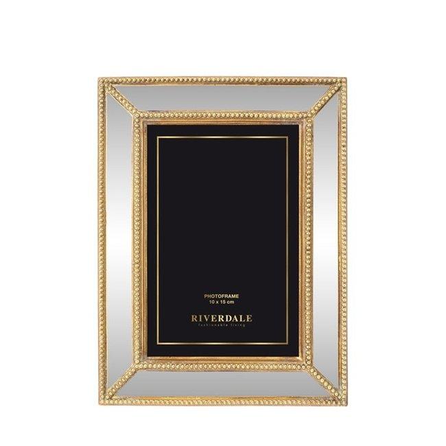 Fotolijst Toronto goud 10x15 cm