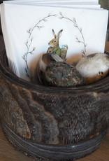 IHR lunchservet edward rabbit