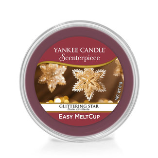 Yankee Candle Glittering star meltcup
