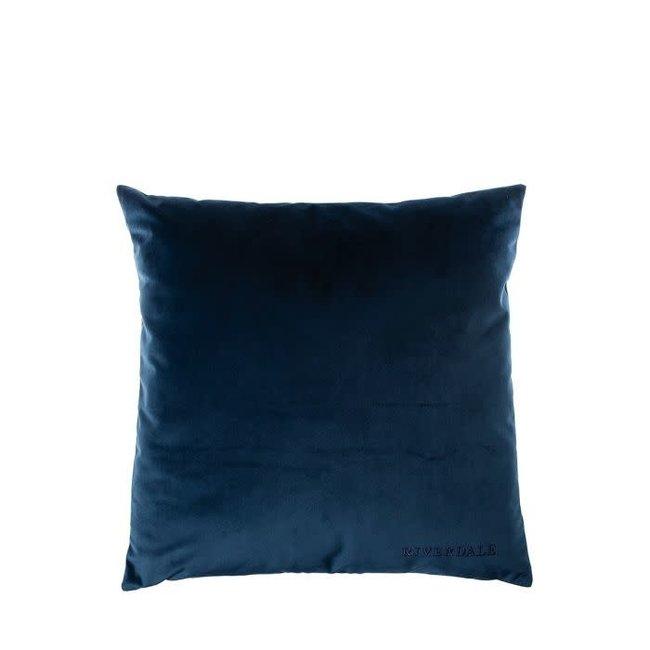 Kussen Chelsea dark blue 45x45