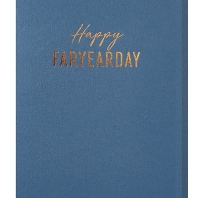 Papette Happy faryearday