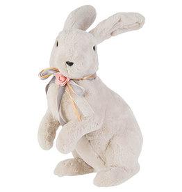 konijn poly beige 30x21xH46 cm