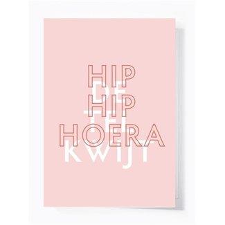 Papette Hip hip hoera